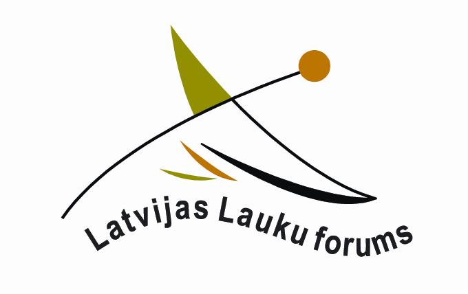 Latvian Rural forum logo