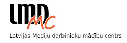Latvian Media professionals training center logo