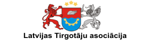 Latvian Traders association logo